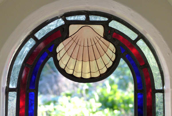 Scallop Shell Windows Abinger Stained Glass