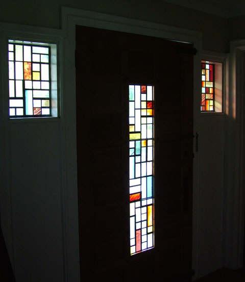 Beautiful Contemporary Front Door